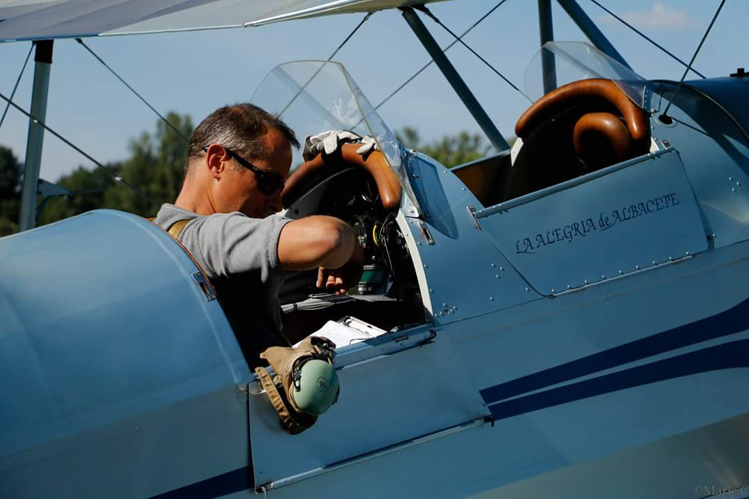 Read more about the article AEROCLUB PALAMINY CAZERES